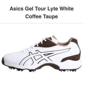 Asics Gel Tour Lyte Golf Shoes P163Y size 6 1/2